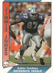 Jimmie Jones - LB #97
