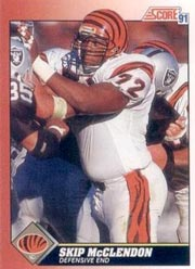 Skip Mcclendon - DL #72