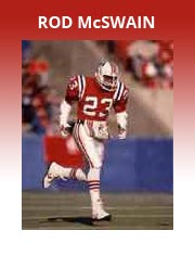 Rod Mcswain - DB #23