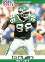 Ron Stallworth - DL #96