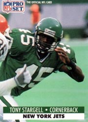 Tony Stargell - DB #45