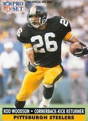 Rod Woodson - DB #26