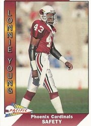 Lonnie Young - DB #43