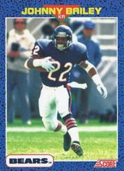 Johnny Bailey - RB #22