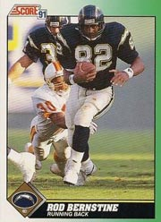 Rod Bernstine - RB #82