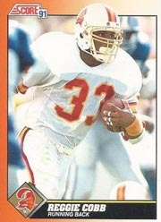 Reggie Cobb - RB #33