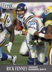 Rick Fenney - RB #31
