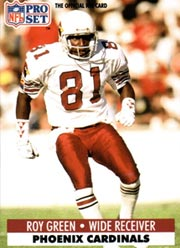 Roy Green - RB #81