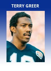 Terry Greer - WR #89