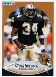 Craig Heyward - RB #34