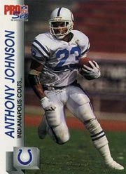 Anthony Johnson - RB #23