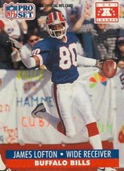 James Lofton - WR #80