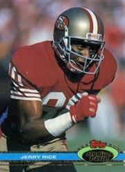 Jerry Rice - WR #80