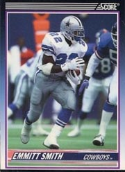 Emmitt Smith - RB #22