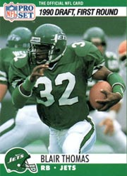 Blair Thomas - RB #32