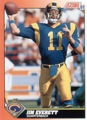 Jim Everett - QB #11