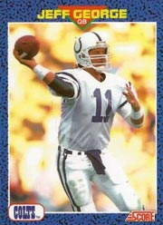 Jeff George - QB #11