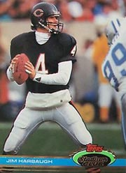 Jim Harbaugh - QB #4